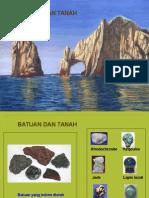 Batuan Dan Tanah