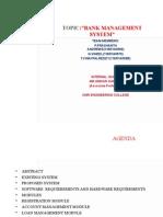 Main Project Seminar