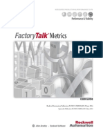 Ft Metrics User Manual