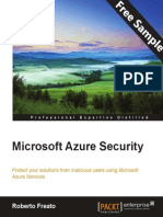 Microsoft Azure Security - Sample Chapter