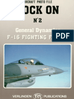 Lock on 002 General Dynamics F-16 Fighting Falcon