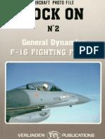 Lock on 002 General Dynamics F-16 Fighting Falcon
