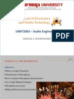 MODULE2 Microphones