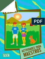 Actividades_maestros Cambio Climáticoo