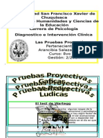 Diagnostico e Intervención Clínica