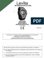 Levita Hbm Sensor Watch 2002