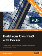 Build Your Own PaaS with Docker - Sample Chapter