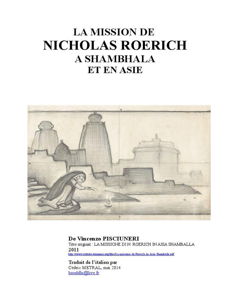 La Mission Roerich FR   Vincenzo Pisciuneri   Nature humaine   Vérité