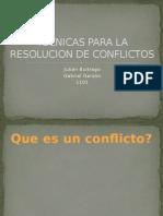 tecnicasparalaresoluciondeconflictos-100905083022-phpapp02