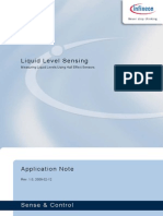 AppNote Liquid Level Sensing Rev.1.0