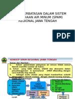 Sistem Penyediaan Air Minum Regional Jateng