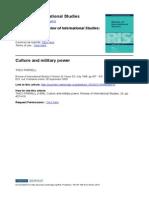 CultureandMilitaryPower
