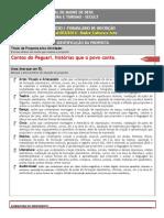 Contos Do Peguari, Histórias Que o Povo Conta.