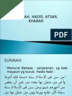 Hadis Sunnah Atsar2