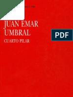 Juan Emar - Umbral - Cuarto Pilar