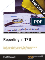 Reporting in TFS - Sample Chapter
