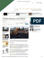 Coal Block Controversy