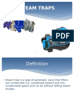 Steam Traps & Types