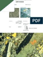 Petrographie de quelques mineraux1b