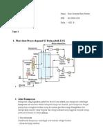 Flow Sheet Kompresor Sentrifugal