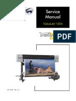 Manual de mantenimiento VJ1304