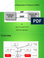 What is ARP and RARP Protocol