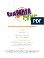 Gamma World for 5th ed