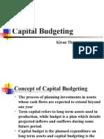 Capital Budgeting11
