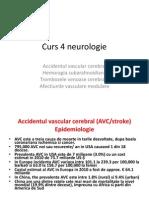 Curs 4 Neurologie