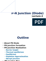 Lecture 2_ PN Junction