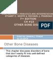 Other Bone Diseases Seminar Modiii