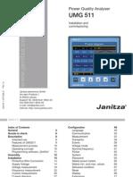 002 UMG511 Manual English