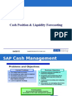 Cash Management & Liquidity Forecast