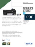 Epson Stylus Office BX305F Brochures 1