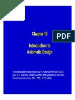 Ch10 Axiomatic