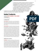 Babel todavia. Coloquio Omar  Calabrese y Paolo Fabbri.pdf