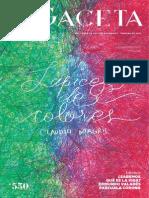La Gaceta -FCE- nº 530 febrero 2015 (Claudio Magris y los colores de la escritura).pdf
