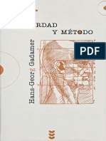 Gadamer, Hans Georg - Verdad y método 1 (701 pp.).pdf