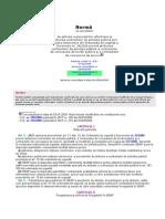 Norme de Aplicare OUG 34 - 2006