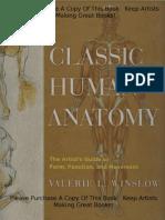 Anatomie artistica completa