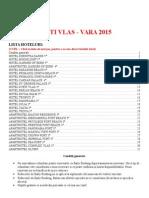 Vara 2015 - Sveti Vlas