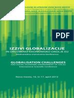 """Program Conference - """"Economic integration, competition and cooperation,"""" in Novo Mesto, Slovenia"""