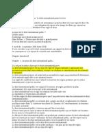 Droit International Public L3 M. Thouvenin