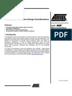 AVR Hardware Design Considerations