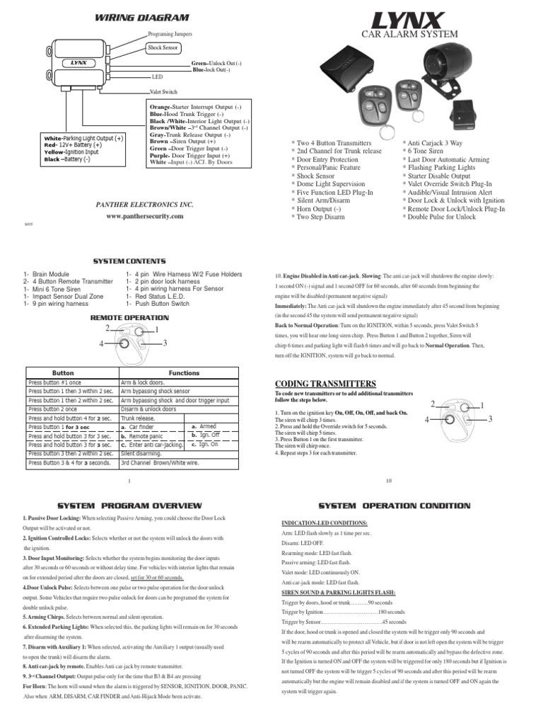 Lynx 1001pdf Electronics Manufactured Goods 3 Way Mini Switch Wiring 2