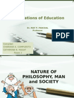 foundation in education