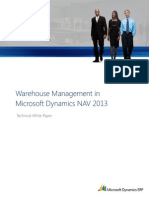 Ms Dynamics Nav 2013 Warehouse Management Wp AP