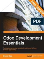 Odoo Development Essentials - Sample Chapter