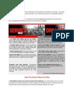 Service Rigs vs Drilling Rigs
