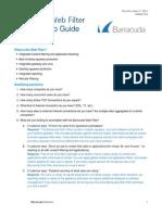 Barracuda Web Filter ODG